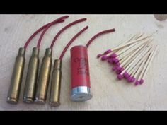 Survival Life Hacks, Survival Weapons, Survival Prepping, Survival Skills, Emergency Preparation, Survival Gear, Paintball Diy, How To Make Firecrackers, How To Make Fireworks