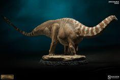 Dinosauria Apatosaurus Statue by Sideshow Collectibles Prehistoric Wildlife, Prehistoric Creatures, Star Wars Clone Wars, Star Wars Art, Star Trek, Dinosaur Art, Dinosaur Toys, Dino Toys, Cool Monsters