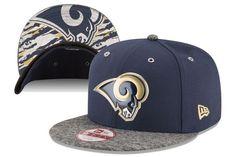 d8b8ebf956b NFL Draft On Stage Snapbacks 33 St Louis Rams