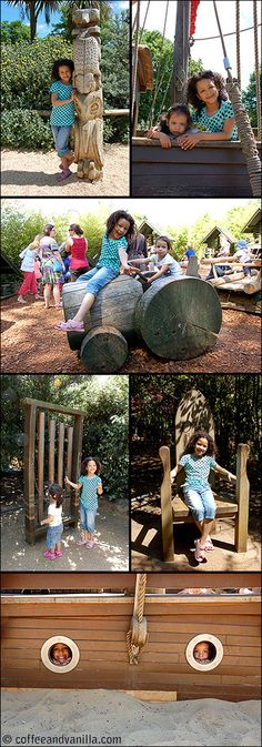 Diana Memorial Playground - Free Attraction for Kids in London