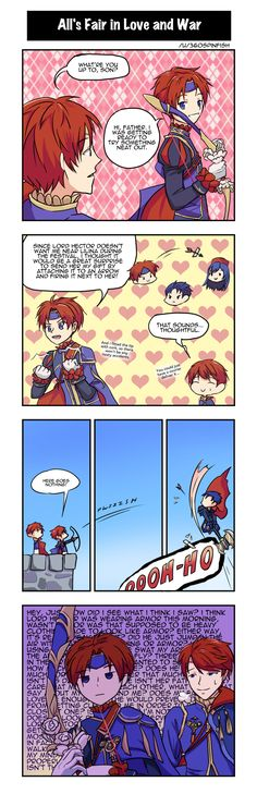Hector used DISTANT COUNTER!
