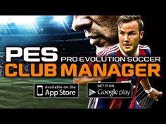 PES Club Manager Hack coins for iOS and Android 2017