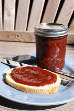 Plum Butter in a Slow Cooker