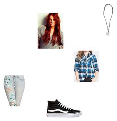 """Alec Chasse - hunter reminiscent"" by mercy-xix ❤ liked on Polyvore featuring Sandra Ingrish and Vans"