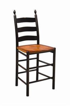 Amish Shaker Barstool