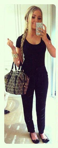 #Lauren #Curtis #Outfit