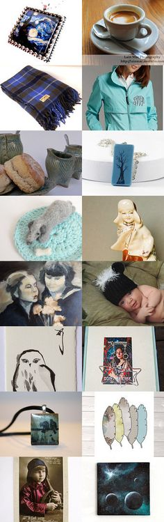 Baby it's Cold Outside! by Barbara on Etsy--Pinned with TreasuryPin.com