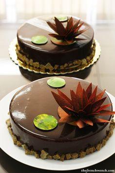 Lilly S Chocolate Cake Masterchef