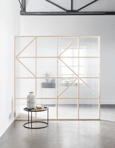 diy transparent wall structure #nwl