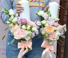 David Austin, Bouquet, Pastel, Table Decorations, Weddings, Sweet, First Holy Communion, Cake, Bouquets