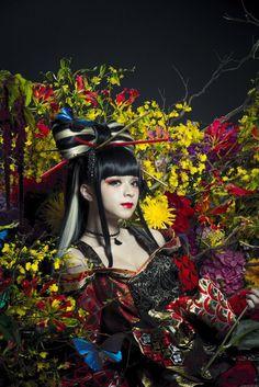 Kimono Japan, Anime Songs, Anime Girl Neko, Traditional Fashion, Visual Kei, Aesthetic Art, Real People, Vocaloid, Character Inspiration