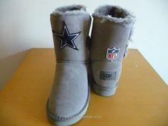 Dallas Cowboys UGG Boots   Women's Dallas Cowboys Cheerleader Boots – Gray…  http://www.delladetrends.win/2017/07/16/dallas-cowboys-ugg-boots-womens-dallas-cowboys-cheerleader-boots-gray/