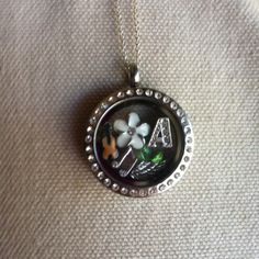 My very first personal living locket.