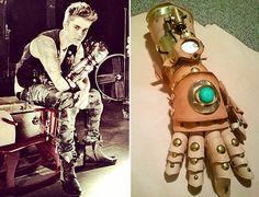 Biebs Robo Hand