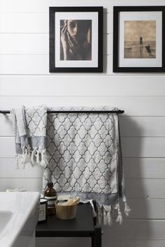 Scandinavian Bathroom decorating with Aesop Bath Products and Moody Photography via Sara Medina Lind Scandinavian Bathroom, Scandinavian Interior Design, Scandinavian Home, Nordic Design, Bathroom Wall Decor, Bathroom Styling, Modern Bathroom, Bathroom Ideas, Pella Hedeby