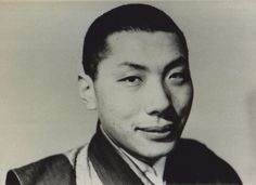 The Late Chogyam Trungpa in His Youth