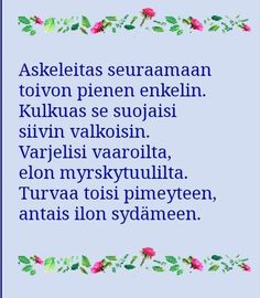 Elisa Webmail :: Vielä 15 ideaa tauluusi Aforismit ja runot Yours Sincerely, Each And Everyone, Diy Presents, Think, Follow Your Heart, Always And Forever, Introvert, Wise Words, Poems