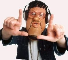 Bo Selecta, uses mask for this sketch show, 2002-2006  The masks are warped versions if celebrities which is what separates this from any other show making it unique and different.