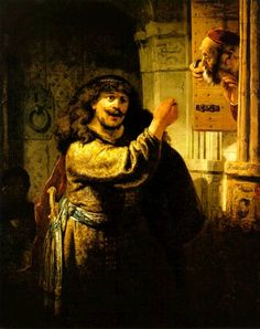 Simson Threatened His Father In Law Artwork By Rembrandt Van Rijn Oil Painting & Art Prints On Canvas For Sale Leiden, Caravaggio, Vincent Van Gogh, Rembrandt Paintings, Rembrandt Art, List Of Paintings, Amsterdam, Art Occidental, Google Art Project