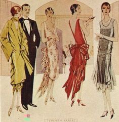 Google Image Result for http://l-zone.co.uk/learners/art/Movements/artdeco/flappers1.jpg