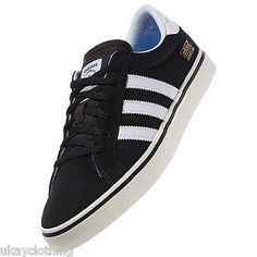 Adidas  americana vin low #skateboarding trainers shoe #black #white,  View more on the LINK: http://www.zeppy.io/product/gb/2/201610358315/