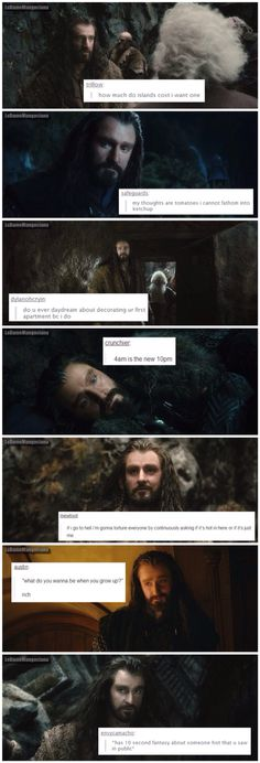 The Hobbit + text posts: Thorin. - Life throws you curves. Being prepared is…