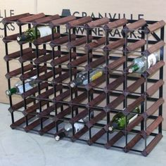 Cranville Wine Racks Classic 56 Bottle Wine Rack    Make the Best this Fantastic Novelty. At Luxury Home Brands WE always Find Great Stuff for you :)