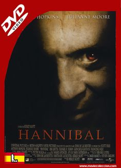 Hannibal 2001 DVDrip Latino ~ Movie Coleccion