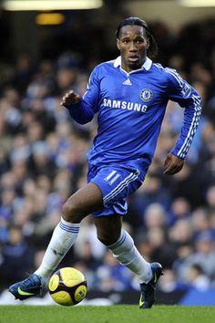 Didier Drogba. #soccer http://www.pinterest.com/TheHitman14/sports-usa-world/