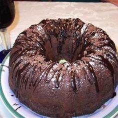 Outstanding chocolate cake recipe