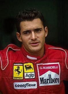 Image result for gianni morbidelli 1990