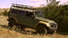 Custom Jeep Adventure Kevlar Coated Lifted Wrangler in Action!