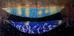 Luna Laguna, art by mexican plastic artist Jose Francisco