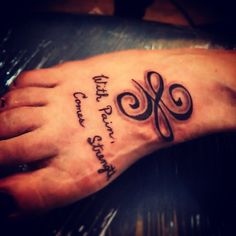 A Celtic symbol for New Beginnings