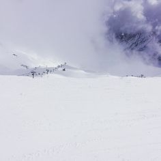 #Cauterets #npy #neige #paradis #dernière #descente week-end au top maintenant on rentre  by jeygendre14