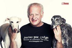 Rostros famosos contra el maltrato al galgo | Gentes! | elmundo.es