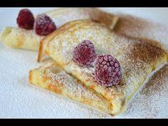 Clatite spumoase din albusuri - o reteta veche, mostenita de la bunica mea din Cluj. O idee de folosire a albusurilor ramase in frigider. Aceste clatite Crepes, Waffles, Pancakes, Crepe Cake, Romanian Food, Mille Crepe, Food And Drink, Easy Meals, Gem