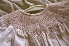 How-To: Hand Pleating and Smocking from Marie Grace Designs