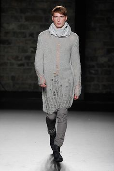 | Josep Abril |    fall winter 2012    (Source: homme-manifest)