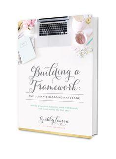 how to start a blog blogging for beginners building a framework blogging ebook