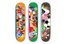 Craig & Karl for Enjoi Skate Decks   Hypebeast
