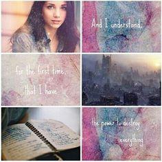 Juliette ferrars ♥