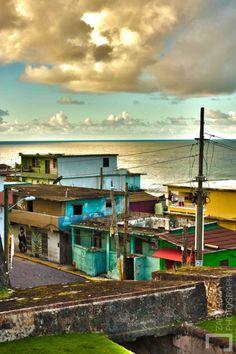 .....looks like Haiti