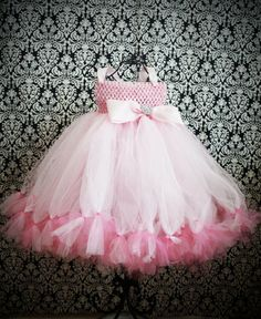 Party Petti Tutu Dress all colors are custom to by FrostingShop, $85.00