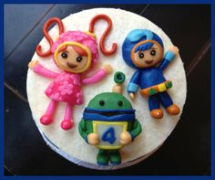 Nickelodeon Rocks!    Little Delights Cakes