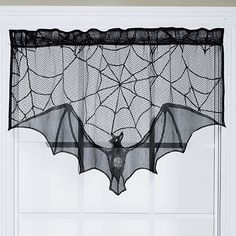 Magnetic Bat Curtain - Gifts, Clothing, Jewelry, Home Decor and Home Furnishings as Featured in Popular Catalogs | Catalog Favorites