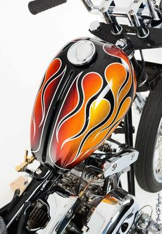 Chemical Candy Customs: Fresh Paint...Victorio Piva