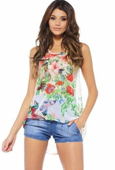 Garden Bliss Top