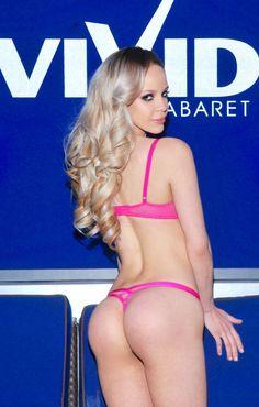 Huge Boob Platinum Blonde Mature