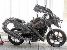 This is what American choppers should be making...